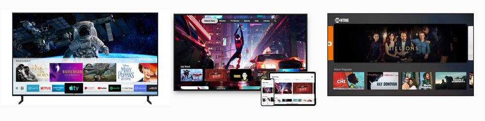 Apple TV App Slide
