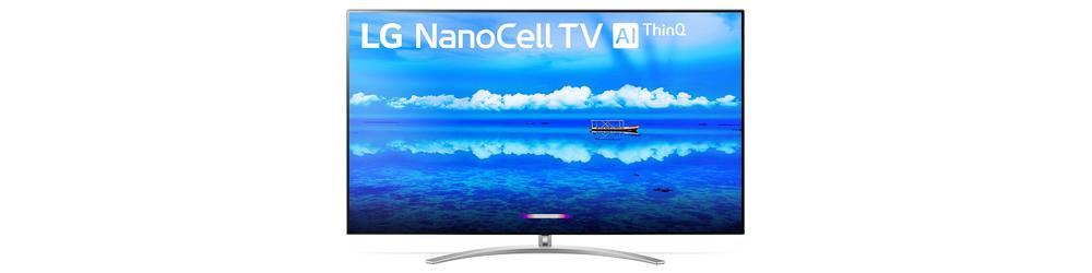 LG SM9500 NanoCell 4K TV Slide