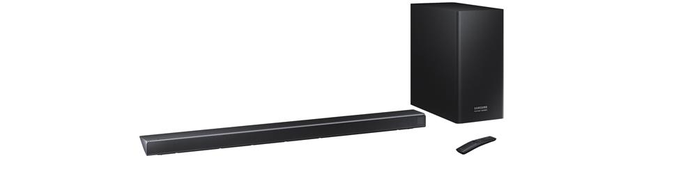 Samsung Q70R Sound Bar Slide