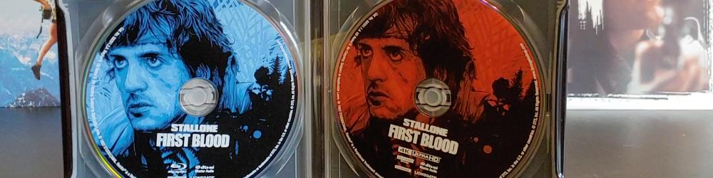 Rambo Complete SteelBook Collection - 4K UHD Blu-ray Review