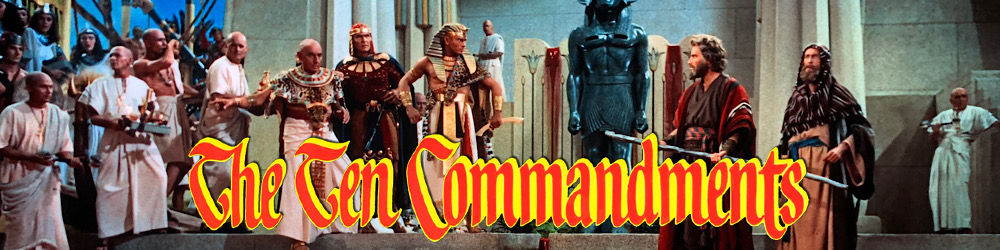 The Ten Commandments - 4K Ultra HD Blu-ray Review