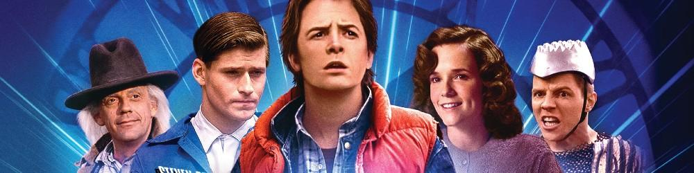 Back to the Future: The Ultimate Trilogy Coming to 4K Ultra HD Blu-ray