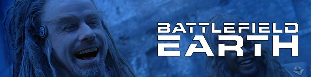 Battlefield Earth - Blu-ray Review