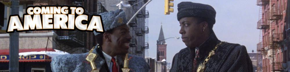 Coming to America - 4K UHD Blu-ray Review