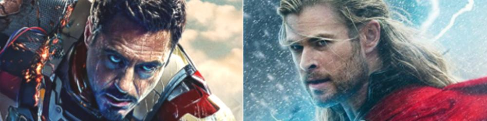 4K News: IRON MAN & THOR Movies Headed for 4K Ultra HD Blu-ray