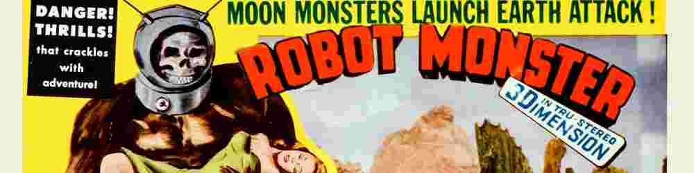 Help Restore Robot Monster for 3-D Blu-ray!