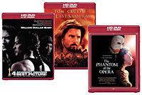 hd-dvd discs