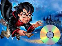 Harry Potter Disc Cartoon Image
