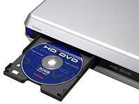 Toshiba HD-DVD Player