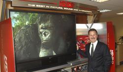 Universal Craig Kornblau Showcases King Kong HD-DVD