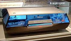 Pioneer Prototype Blu-ray Player