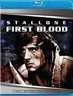 First Blood [Blu-ray Box Art]