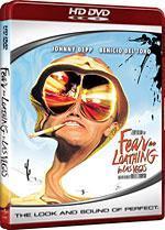 Fear & Loathing in Las Vegas [HD DVD Box Art]