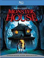 Monster House [Blu-ray Box Art]