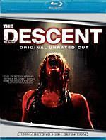 The Descent [Blu-ray Box Art]