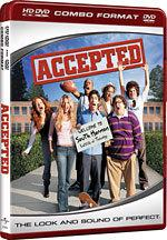 Accepted [HD DVD Box Art]