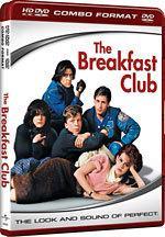 The Breakfast Club [HD DVD Box Art]