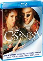 Casanova [Blu-ray Box Art]