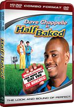 Half Baked [HD DVD Box Art]