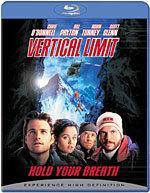 Vertical Limit [Blu-ray Box Art]