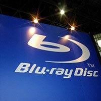 Blu-ray wall