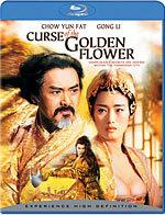 Curse of the Golden Flower [Blu-ray Box Art]