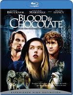 Blood & Chocolate [Blu-ray Box Art]