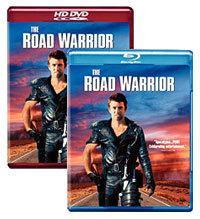 The Road Warrior [Blu-ray, HD DVD Box Art]