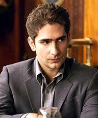 Michael Imperoli (as Sopranos' Christopher Moltisanti)