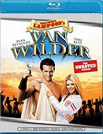 National Lampoon's Van Wilder [Blu-ray Box Art]