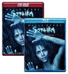 Gothika [Blu-ray, HD DVD Box Art]