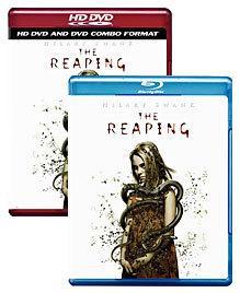 The Reaping [Blu-ray, HD DVD/DVD Combo Box Art]