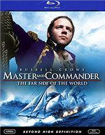 Master & Commander [Blu-ray Box Art]