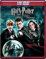 Harry Potter and the Order of the Phoenix [HD DVD/DVD Combo Box Art]