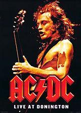 AC/DC Live at Domington [Poster]