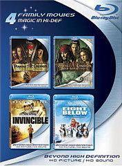 Disney Blu-ray Bundle