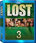 Lost: The Complete Third Season - The Unexplored Experience [Blu-ray Box Art]