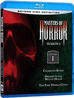 masters of horror series review