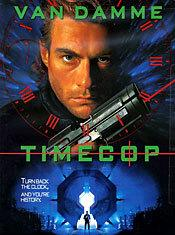 Timecop [Movie Poster]