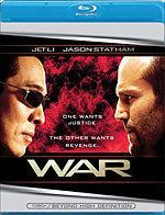 War [Blu-ray Box Art]