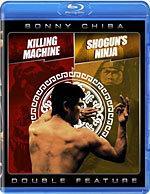 Killing Machine / Shogun's Ninja [Blu-ray Box Art]