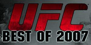 Ultimate Fighting Championship: The Best of 2007 [Logo]