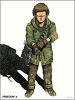 Freedom: 4 [HD DVD Box Art]