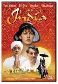 A Passage to India [DVD Box Art]
