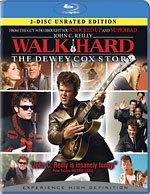 Walk Hard: The Dewey Cox Story [Blu-ray Box Art]