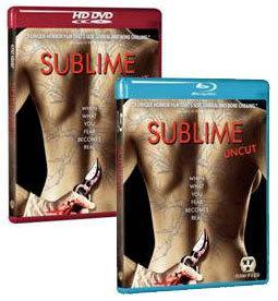 Sublime [Blu-ray, HD DVD Box Art]