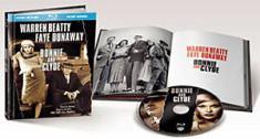 Bonnie & Clyde [Blu-ray Book Art]