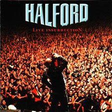 Halford: Live Insurrection [CD Box Art]