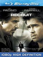 The Recruit [Blu-ray Box Art]