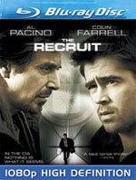 The Recruit [Blu-ray Box Art]
